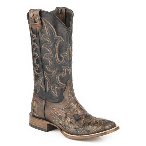 Stetson Alta Boot Brown - SK Tack & Supply