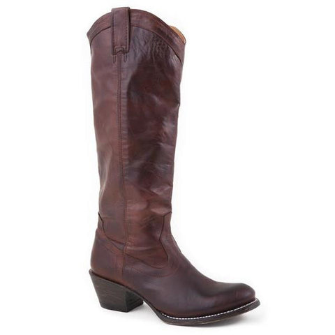 Stetson Annie Boot Brown - SK Tack & Supply