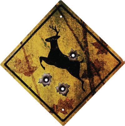 Deer Crossing Sign - SK Tack & Supply