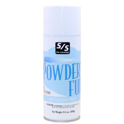 Sullivan's POWDER'FUL White - SK Tack & Supply