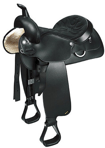 Wintec All-Rounder Western All Purpose Saddle - SK Tack & Supply - 1