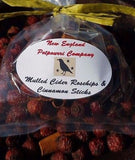 Mulled Apple Cider Potpourri w/Wax Melts - Rosehips - New England Potpourri Co. - SK Tack & Supply - 7