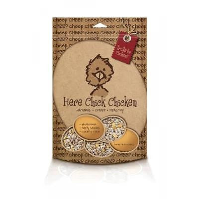 Cheep Here Chick Chicken - Non GMO Barley, Wheat & Cracked Corn Healthy Blend - SK Tack & Supply - 1