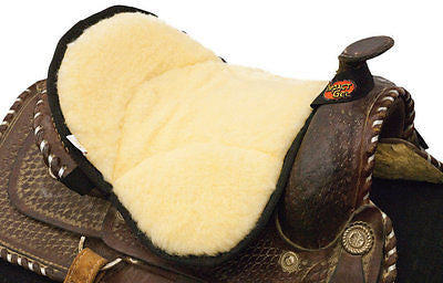 Impact Gel Western Saddle Seat Saver - SK Tack & Supply