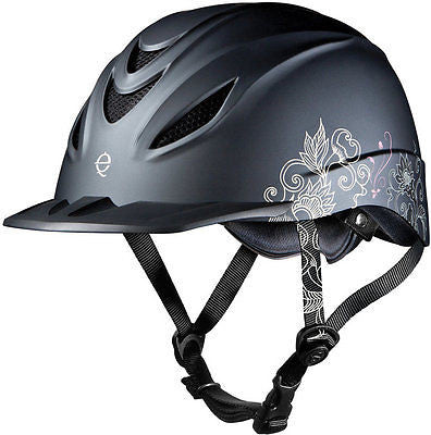 Troxel Intrepid Low Profile Performance Helmet - Ultra Lightweight, CinchFit Pro - SK Tack & Supply - 1