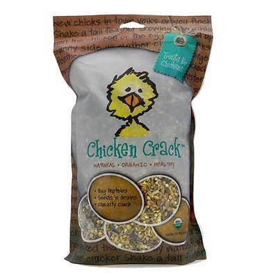 Chicken Crack Healthy Treats - Organic!, All Natural, No Preservatives 1lb 13oz - SK Tack & Supply - 1