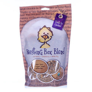 Chicken Nesting Box Blend - Organic, Eco-Friendly! Keeps Poultry Lice/Mite Free! - SK Tack & Supply - 1