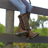 Ladies Dublin Pinnacle Tall Boots - SK Tack & Supply - 3