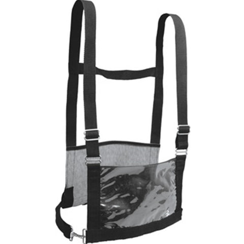 Sullivan's Black Adjustable Nylon Exhibitor's Harness - SK Tack & Supply