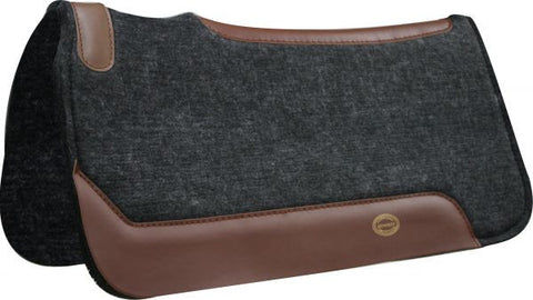 Close Contact Wool Blend Contoured Saddle Pad - SK Tack & Supply