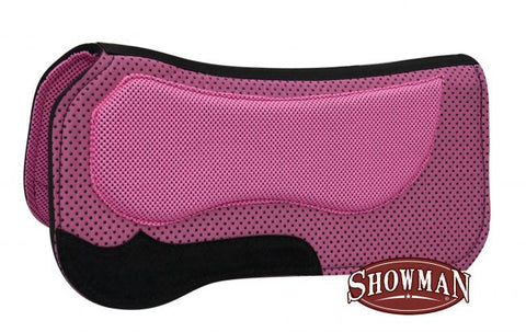 Contoured Non-Slip Shock Absorbing Saddle Pad - SK Tack & Supply - 2