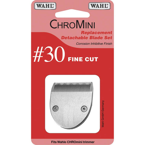 Wahl ChroMini Replacement Blade #30 Fine Silver - SK Tack & Supply