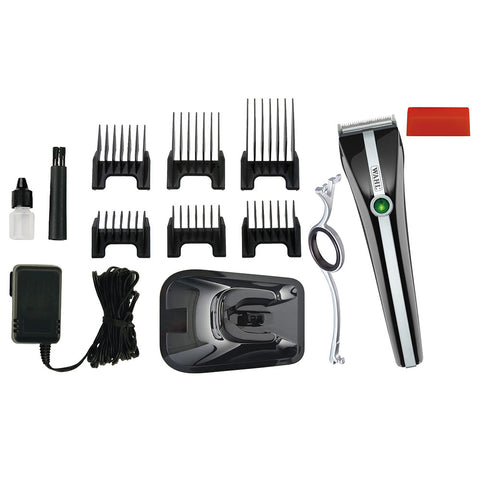 Wahl Motion Lithium Ion Clipper Black - SK Tack & Supply