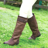 Ladies Dublin Estuary Tall Boots - SK Tack & Supply - 1