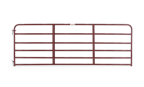 6 Bar Economy Tube Gate - SK Tack & Supply