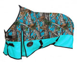 Real Oak Camo Turnout Sheet 1200D 0g - SK Tack & Supply - 3