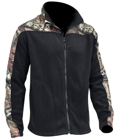 Mossy Oak Men's Casual Fleece Jacket - SK Tack & Supply