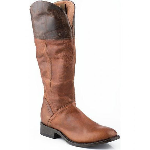 Stetson Abbie Boot Brown - SK Tack & Supply