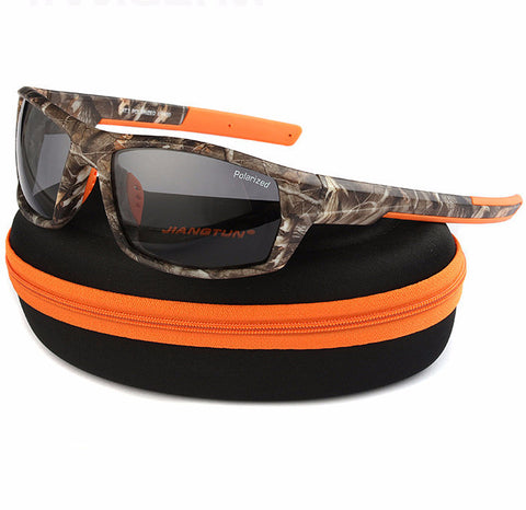 Camo Lightweight Polarized Sunglasses