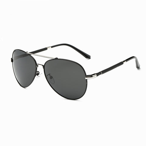Aluminum Magnesium Polarized Aviator Sunglasses