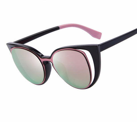 Women's Retro Fashion Cat Eye Sunglasses
