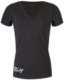 Rather Be Someone's Shot of Whiskey V-Neck Tee - SK Tack & Supply - 2