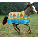 Pony Poppins Apple Expressions Blanket - SK Tack & Supply - 2