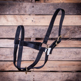 Premium 2 Ply Nylon Yearling Cow Halter - SK Tack & Supply - 3