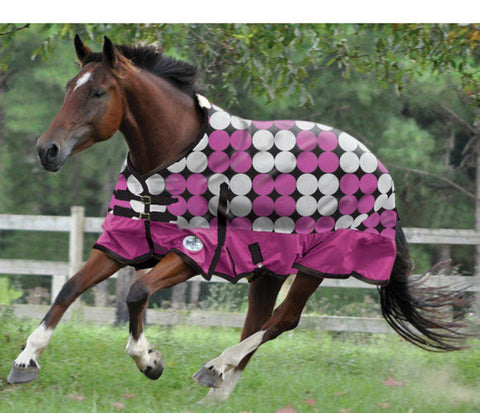 Kaleidoscope Expressions 600D Blanket - SK Tack & Supply - 1