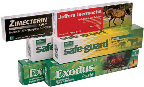 Premium Wormer Pack - SK Tack & Supply