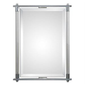 "Adara Vanity Mirror 26""x36""x2"" Bathroom Mirrors Uttermost"