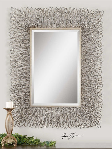 "Corbis Decorative Mirror 44""x56""x3"" Decorative Mirrors Uttermost"
