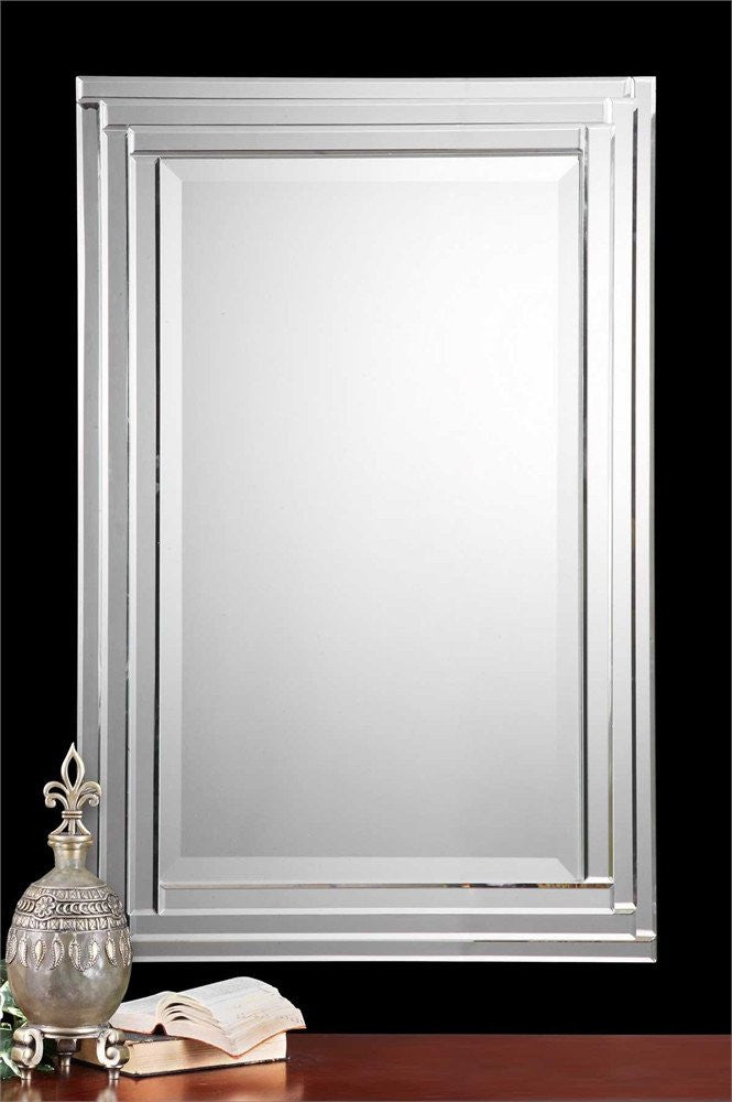 Malanna Frameless Mirror