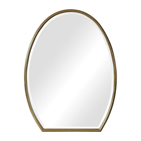 Kenzo Modified Oval Mirror Oval Mirrors Uttermost