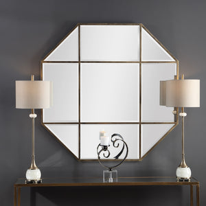 Daniella Octagon Mirror Decorative Mirrors Uttermost