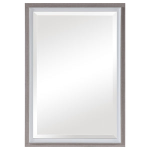 Mitra Rectangular Mirror Uttermost
