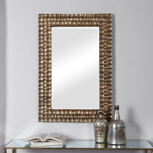 Ramya Gold Mirror Uttermost