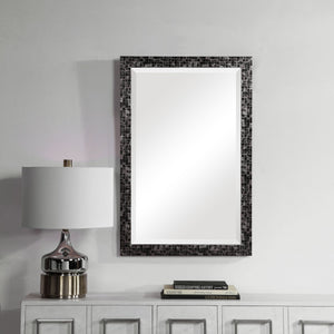 Graphique Mosaic Mirror Uttermost