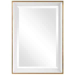 Gema White Mirror Uttermost