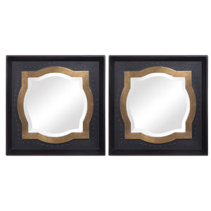 Anisah Moroccan Mirrors, Set of Two Uttermost
