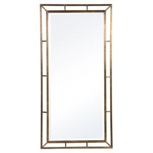 Farrow Copper Industrial Mirror Uttermost