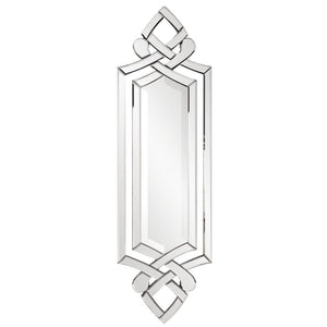 "Allure Mirror 14""x48""x1"" Decorative Mirrors Howard Elliott"