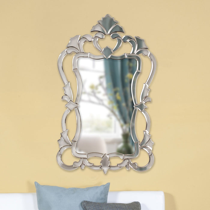 "Contessa Venetian Ornate Mirror 26""x43""x1"""