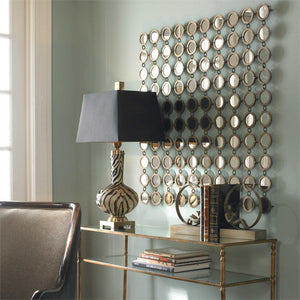 Dinuba Decorative Mirrors Contemporary Mirrors Uttermost