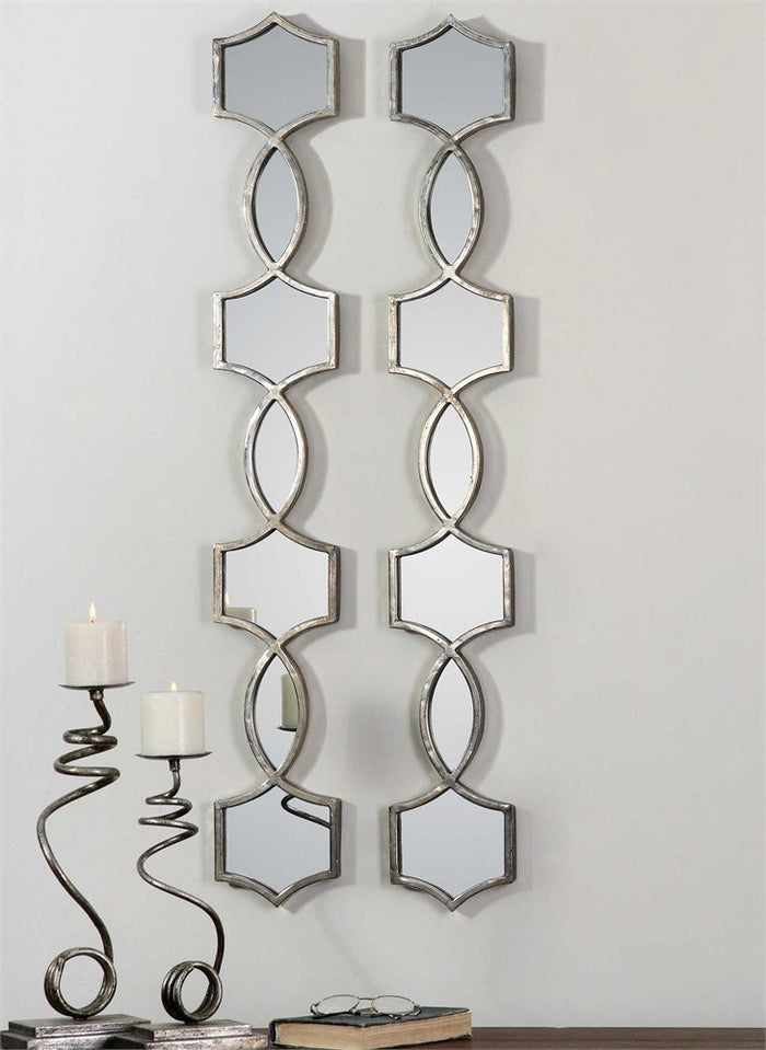 Vizela Decorative Mirrors Set of Two