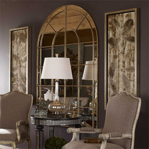 Grantola Decorative Arched Mirror Decorative Mirrors Uttermost