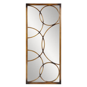 Lloyd Decorative Metal Mirror Decorative Mirrors Howard Elliott