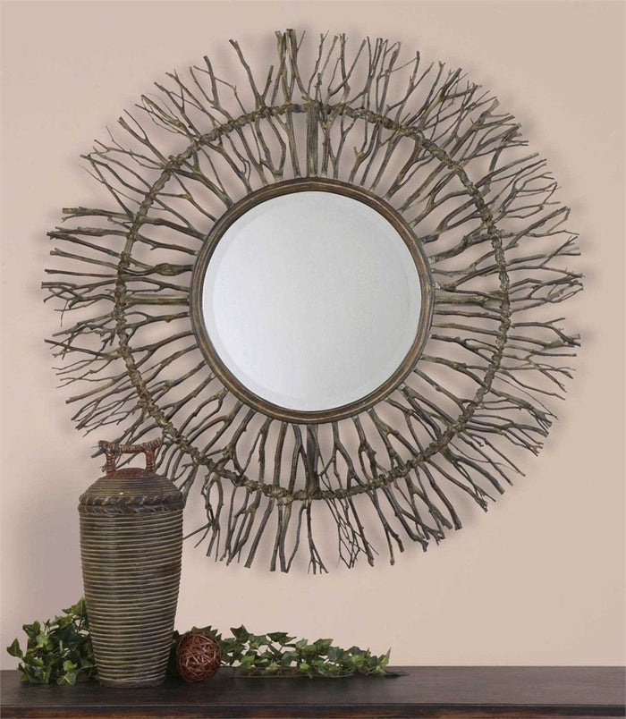 Birch Branches Mirror