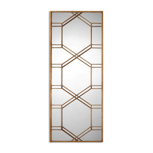 "Foggia Decorative Mirror 29""x70""x2"" Decorative Mirrors Uttermost"