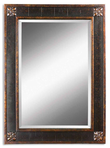 Vergamo Vanity Mirror Bathroom Mirrors Uttermost
